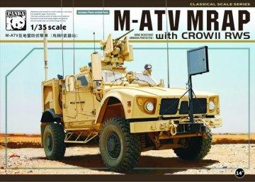 M-ATV with w/CROW II RWS · PAN 35007 ·  PandaHobby · 1:35