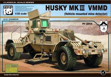 Husky Mk III VMMD · PAN 35014 ·  PandaHobby · 1:35