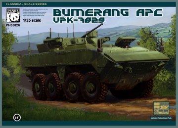 VPK-7829 Bumerang · PAN 35026 ·  PandaHobby · 1:35