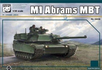 M1 Abrams MBT · PAN 35030 ·  PandaHobby · 1:35