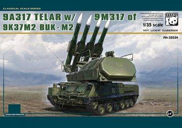 9A317 Telar w/ Sam -17 · PAN 35034 ·  PandaHobby · 1:35