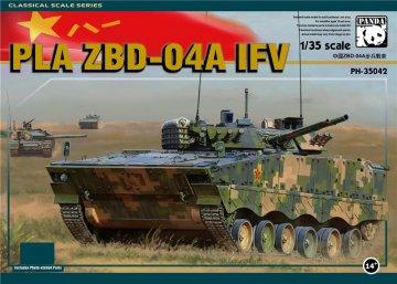 PLA ZBD-04A IFV · PAN 35042 ·  PandaHobby · 1:35