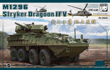 M1296 Stryker Dragoon IFV · PAN 35045 ·  PandaHobby · 1:35