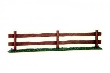 Holzzäune, 6 Stück a ca. 15 cm · PGH 5201 ·  Pegasus Hobbies