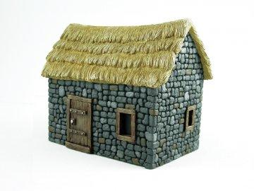 Stone Cottage small · PGH 5250 ·  Pegasus Hobbies · 1:43