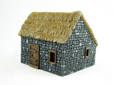 Stone Cottage large · PGH 5251 ·  Pegasus Hobbies · 1:43