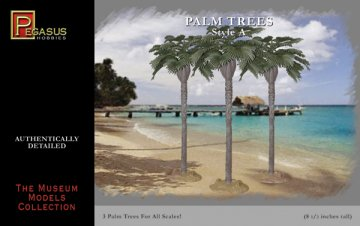 Große Palmen Typ A · PGH 6501 ·  Pegasus Hobbies
