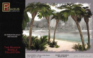 kleine Palmen, 12 cm · PGH 6503 ·  Pegasus Hobbies