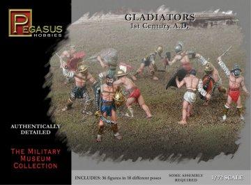 Gladiators · PGH 7100 ·  Pegasus Hobbies · 1:72