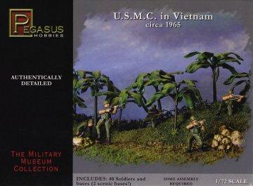 Vietnam US Marines · PGH 7401 ·  Pegasus Hobbies · 1:72