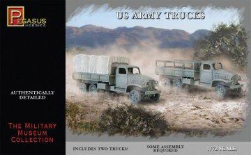 US Army Trucks · PGH 7651 ·  Pegasus Hobbies · 1:72