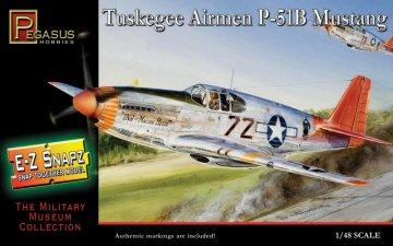 P-51 Mustang Snap Kit · PGH 8404 ·  Pegasus Hobbies · 1:48