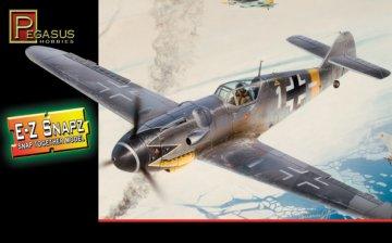 Messerschmitt Bf 109 G-6 Snap Kit · PGH 8413 ·  Pegasus Hobbies · 1:48