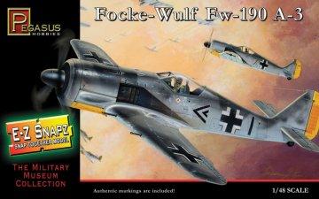 Focke-Wulf Fw 190 A-3 · PGH 8414 ·  Pegasus Hobbies · 1:48