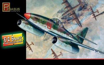 Messerschmitt Me 262 · PGH 8415 ·  Pegasus Hobbies · 1:48