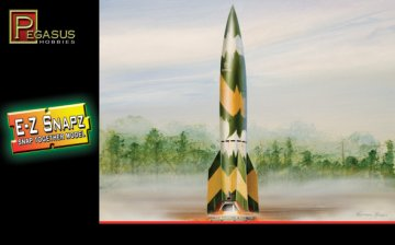 V-2 Rocket · PGH 8416 ·  Pegasus Hobbies · 1:48