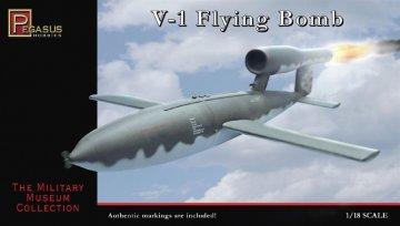 V-1 WWII Missile · PGH 8803 ·  Pegasus Hobbies · 1:18