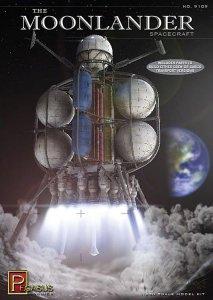 The Moonlander Spacecraft · PGH 9109 ·  Pegasus Hobbies · 1:350