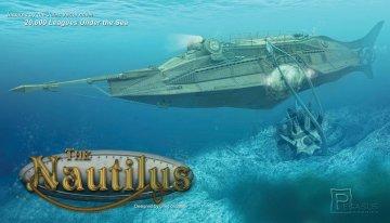 Nautilus · PGH 9120 ·  Pegasus Hobbies · 1:144