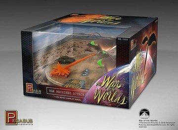 War of Worlds, Machine Attack · PGH 9902 ·  Pegasus Hobbies · 1:144