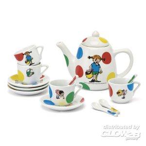 Pippi Kinderservice 14tlg Porzellan · PIP 3754 ·  Pippi Langstrumpf