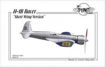Hughes H-1 Racer Short Wing Version · PLM 165 ·  Planet Models · 1:48