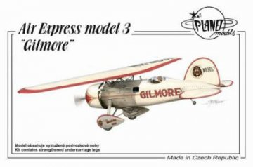 Air Express ´´Gilmore´´ · PLM 189 ·  Planet Models · 1:72