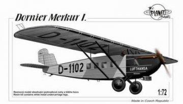 Dornier Merkur I · PLM 197 ·  Planet Models · 1:72