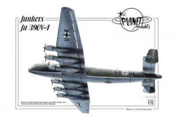 Junkers Ju 390 V-1 · PLM 209 ·  Planet Models · 1:72