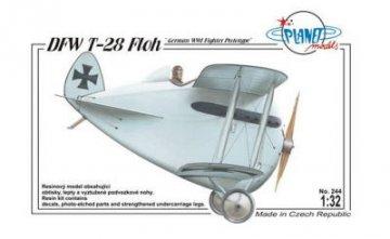DFW T-28 Floh · PLM 244 ·  Planet Models · 1:32