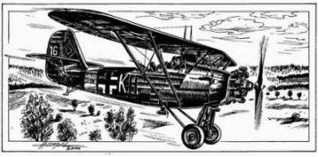 Heinkel He 46 C · PLM CM48070 ·  Planet Models · 1:48