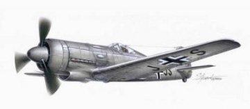 Focke-Wulf Fw 190 C-0 (V-13) W. Nr. 0036 SK+JS · PLM CM48108 ·  Planet Models · 1:48