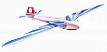 DFS Segelflugzeug Habicht · PLM CM48133 ·  Planet Models · 1:48