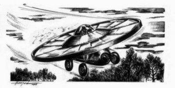 BMW Flügelrad 1 Prototype V-1 · PLM CM72063 ·  Planet Models · 1:72