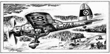 Arado Ar 198 · PLM CM72071 ·  Planet Models · 1:72