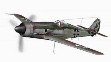 Focke-Wulf Fw 190 D-14 · PLM CM72120 ·  Planet Models · 1:72