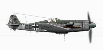 Focke-Wulf Fw 190 D-12 (V-63) · PLM CM72139 ·  Planet Models · 1:72