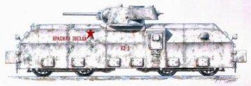 Soviet draisine Krasnaja Zvezda · PLM CMV72027 ·  Planet Models · 1:72