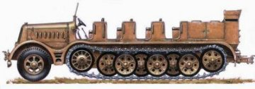Famo 18 ton Artillery Version · PLM CMV72046 ·  Planet Models · 1:72