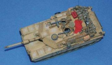M1A1 Abrams - Irak Krieg Zusatzausrüstung, Iraq war equipment set. · PLM CMV72064 ·  Planet Models · 1:72