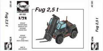 Fug 2,5 ton · PLM MV085 ·  Planet Models · 1:72