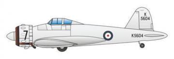 Gloster F.5/34 British Fighter Prototype · PLM PLT258 ·  Planet Models · 1:72