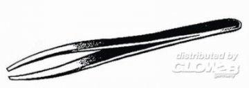 Pinzette Zum schneiden, abtrennen von Feinteilen, Resinteil · PM 00026 ·  plusmodel