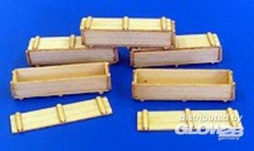 Military boxes einzeln · PM 148 ·  plusmodel · 1:35