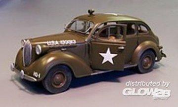 US staff car · PM 300 ·  plusmodel · 1:35