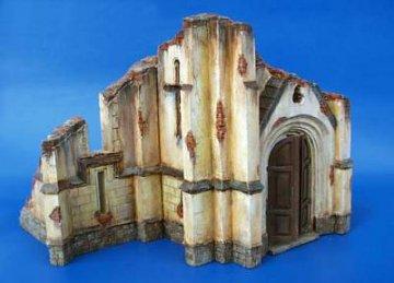 Kirchenruine WW II Keramik. · PM 35006 ·  plusmodel · 1:35