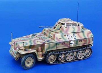 Sd.Kfz 250/9 Neu · PM 35051 ·  plusmodel · 1:35
