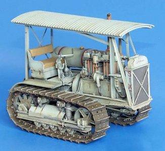 Military Medium Tractor M1 · PM 35064 ·  plusmodel · 1:35