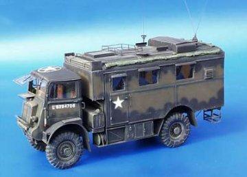 Bedford QLR Body No.3 · PM 35098 ·  plusmodel · 1:35