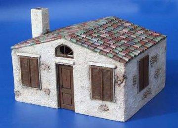 Italienisches Haus · PM 35099 ·  plusmodel · 1:35